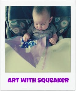 Mess Free Art for Babies 1