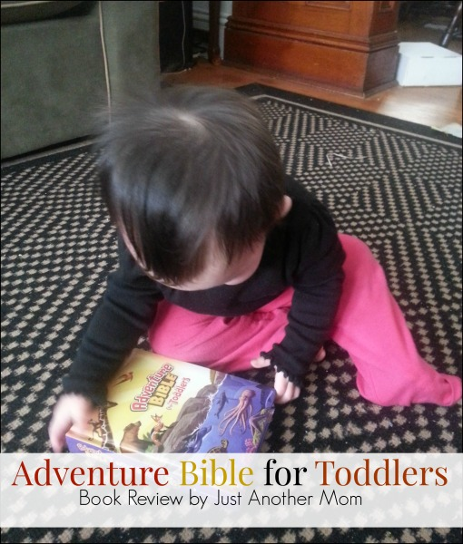 Adventures in the Bible for Toddlers