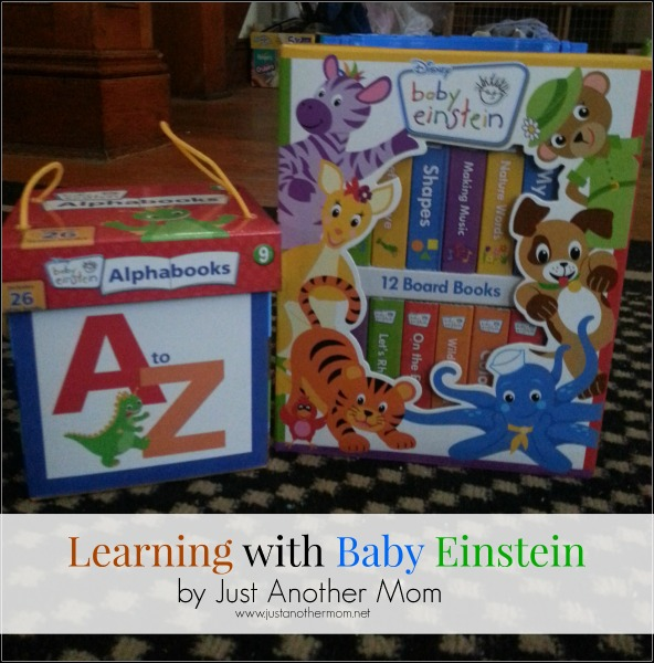 Learning with Baby Einstein