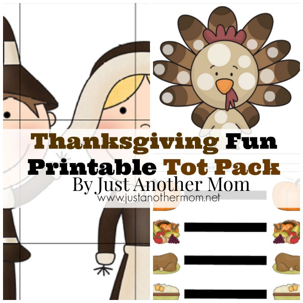 Looking for a few simple Thanksgiving themed activities to do with your toddler? Check out this FREE Thanksgiving Fun printable pack!