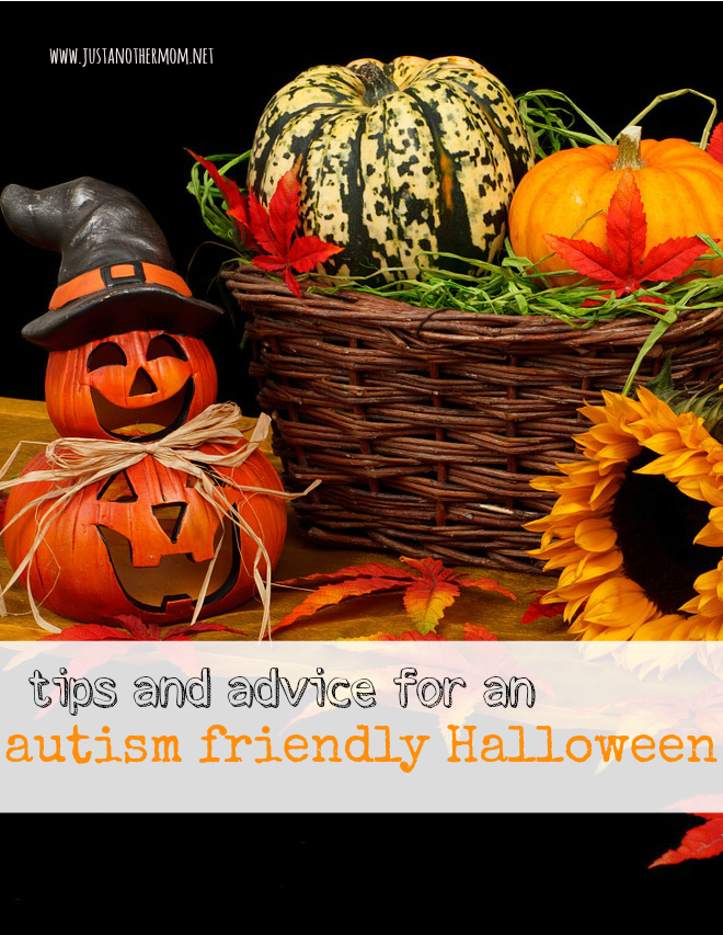 With Halloween around the corner, I'm sharing tips and advice for how to have an Autism friendly Halloween.