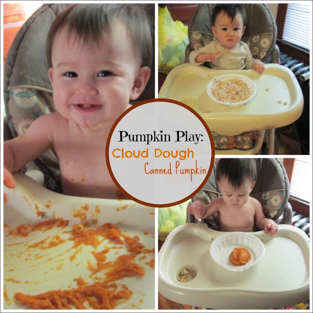 Pumpkin Play for Babies