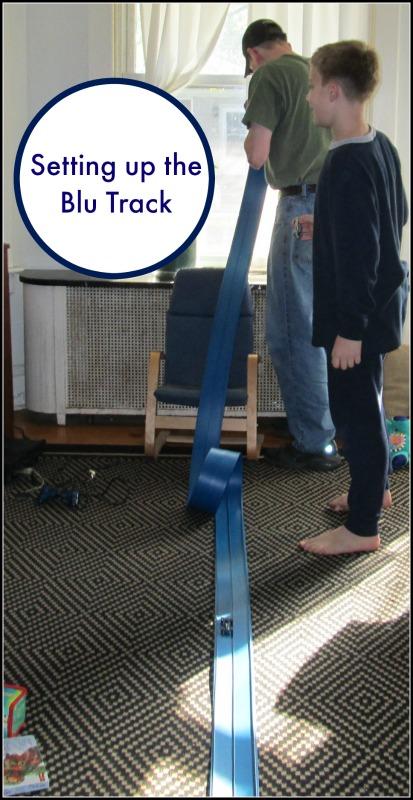 blu track 1