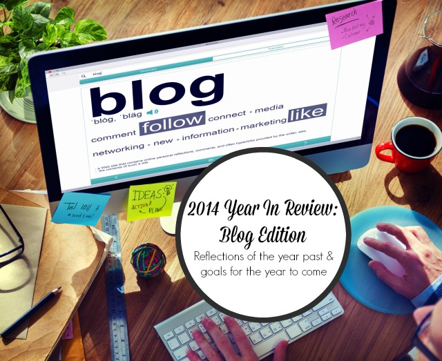 Year in Review: Blogging Edition