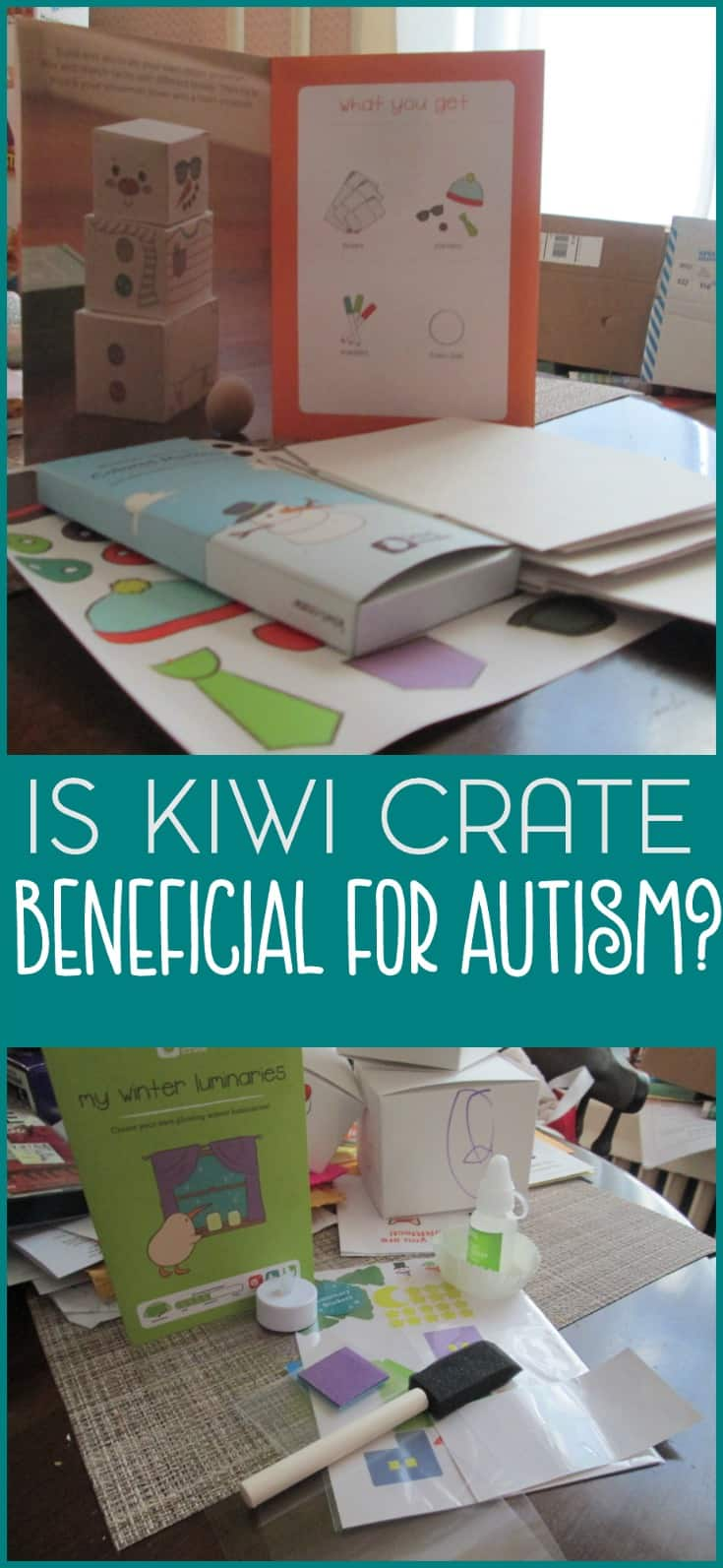 There are a lot of subscription boxes out there but are any of them suitable for autistic kids?