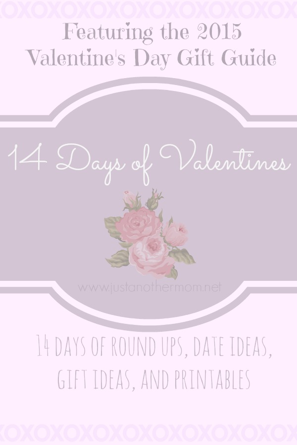 14 Days of Valentines Ideas from Just Another Mom