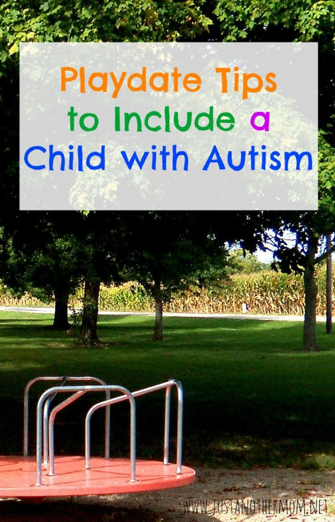 Playdates can be difficult for children on the autism spectrum. Here are some tips from The Pocket OT to help with playdates for the ASD child..