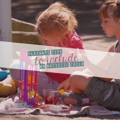 10 Tips for Playdates with ASD Kids
