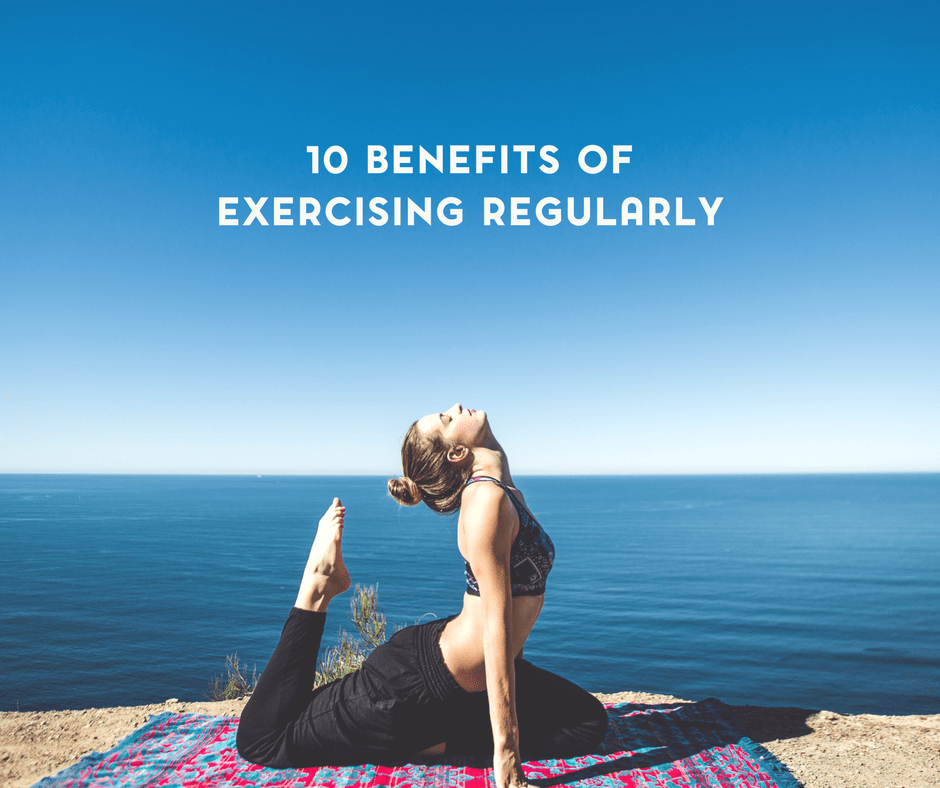 10 Benefits of Exercising Regularly for Long Term Health 3