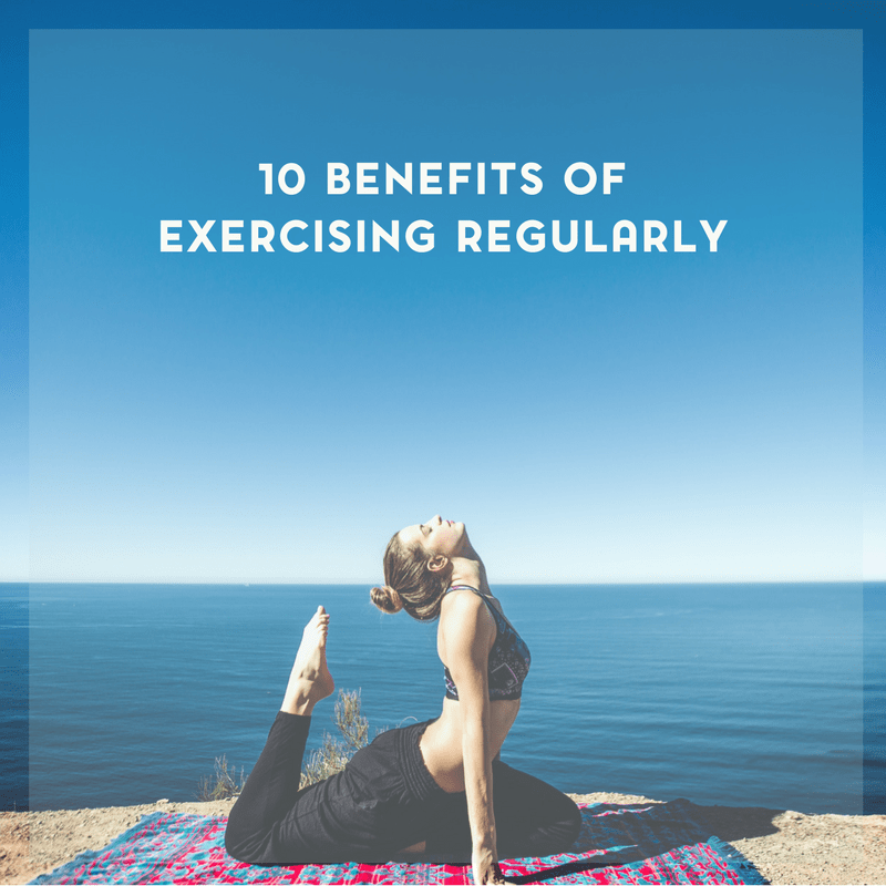 10 Benefits of Exercising Regularly for Long Term Health 2