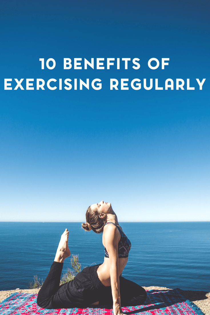 10 Benefits of Exercising Regularly for Long Term Health 1
