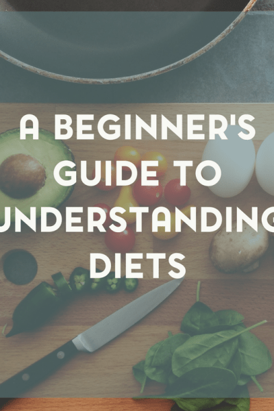 If you're thinking of starting a diet, be sure to check out my beginner's guide to understanding diets!