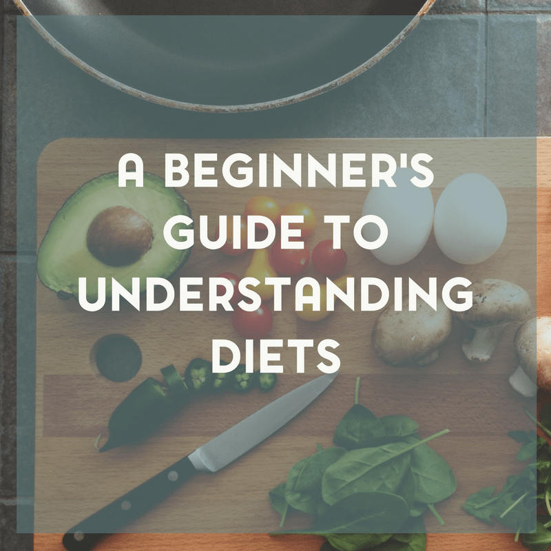 A Beginner's Guide to Understanding Diets