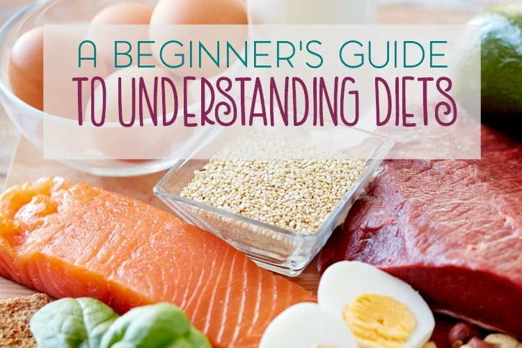 If you're undertaking a weight loss journey, you may be considering various types of diets. But how do you make sense of them? Check out thise beginner's guide to understanding types of diets.