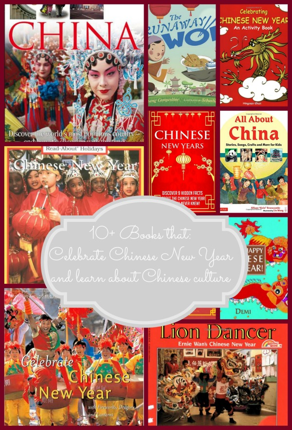 Celebrate Chinese New Year with these fun books