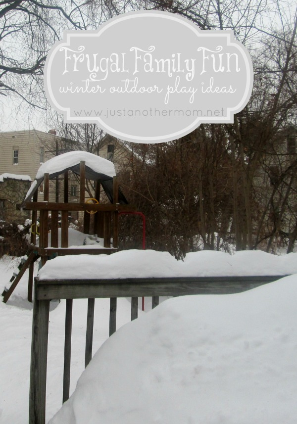 Free or Almost Free Frugal Family Activities to do in the Winter