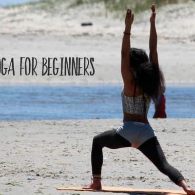 Yoga for Beginners (Like Me)