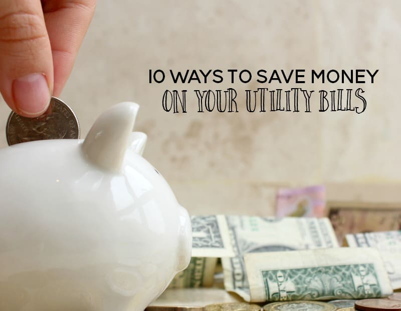 Unless you're a millionaire, you're likely looking for ways to save money whenever possible. Here are 10 ways to save money on your utility bills.