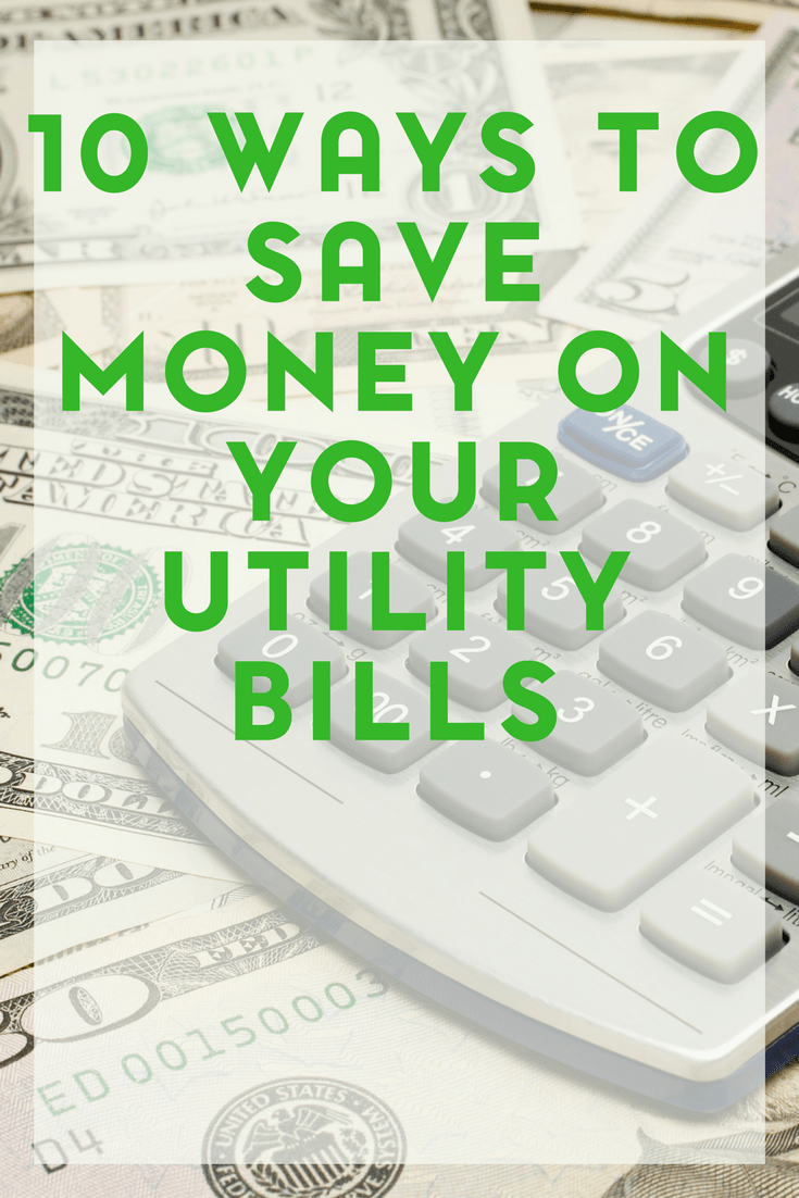 Trying your best to save your money or stay within your monthly budget? Check out these 10 no nonsense ways to save money on your utility bills.