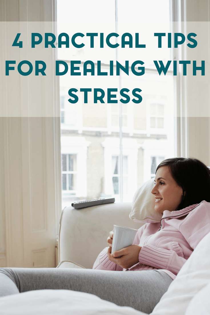 4 Tips for Dealing with Stress 1