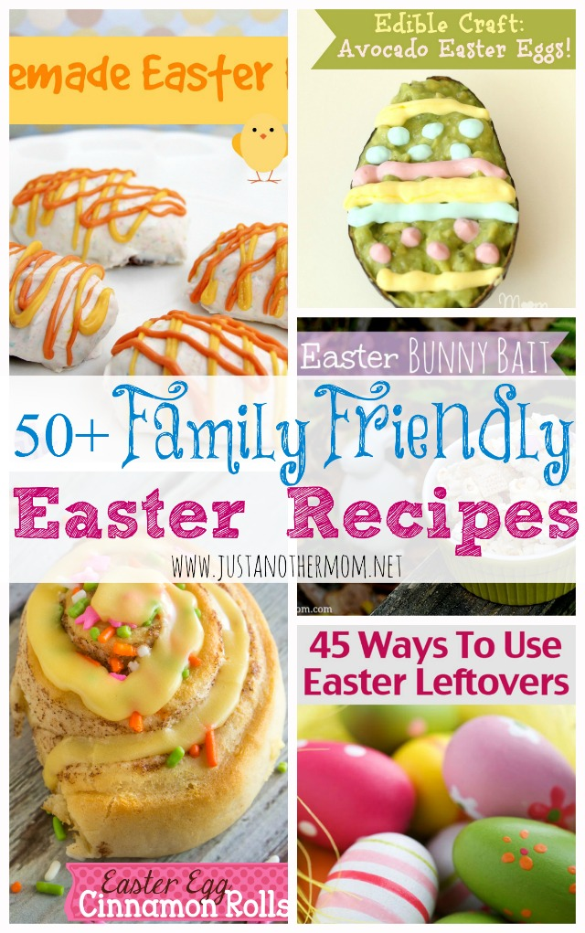 50+ Easter recipes for breakfast, lunch, and dinner