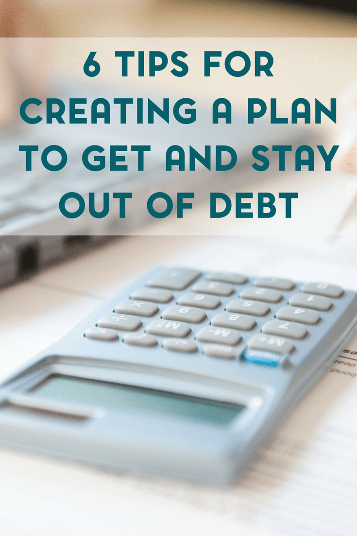 Getting and Staying Out of Debt 1