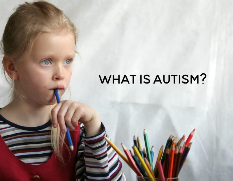 "If you were to ask me, ""What is autism?"" I would begin by telling you that it doesn't define my daughter. But really, what is autism? I'm attempting to find that out myself."
