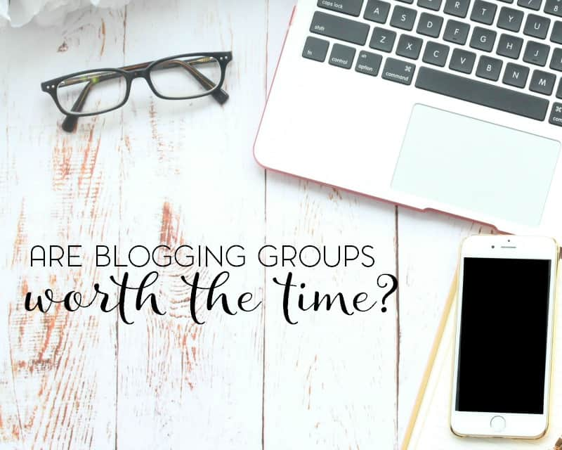 There are thousands of groups on Facebook that are dedicated to blogging and bloggers. But are the blogging groups really worth the time and effort?