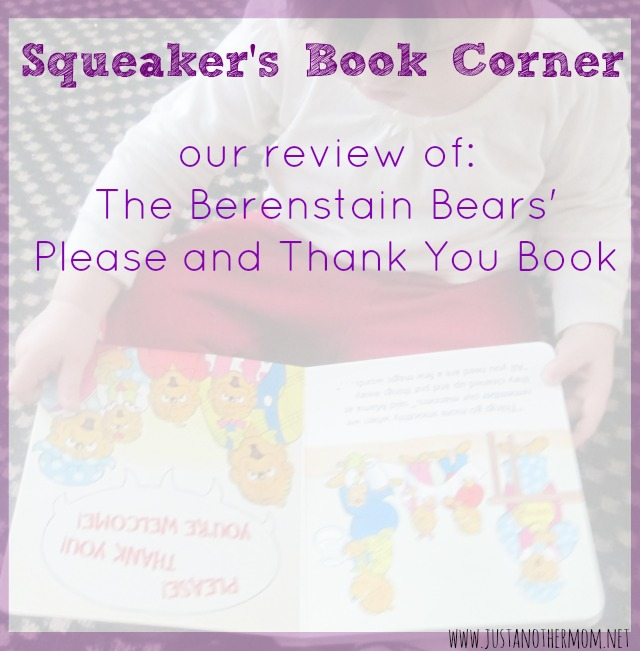 berenstain bears please and thank you book review