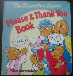 berenstain bears please and thank you review 2