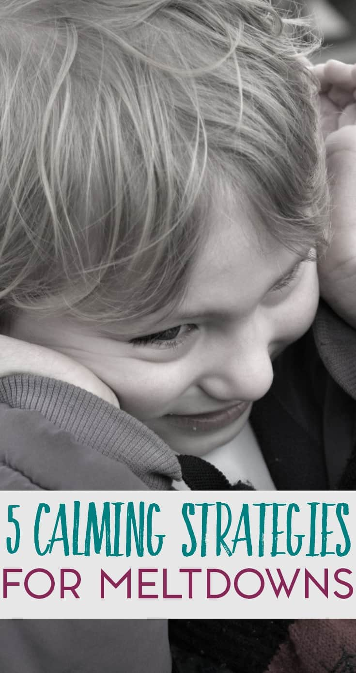 Meltdowns come with the territory of parenting an autistic child. As parents we develop strategies to best help our children cope. Here are a few calming strategies that have worked for us and we invite you to share what has worked for your family.