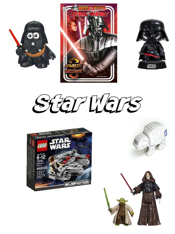 candy free easter basket ideas star wars