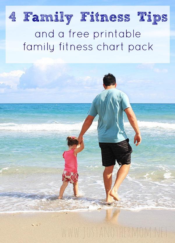 4 Tips for Family Fitness