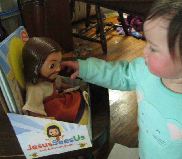 jesus sees us review 2