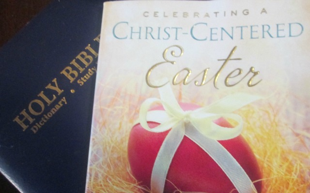 keep christ at the center of easter 2