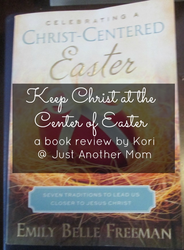 keep christ at the center of easter