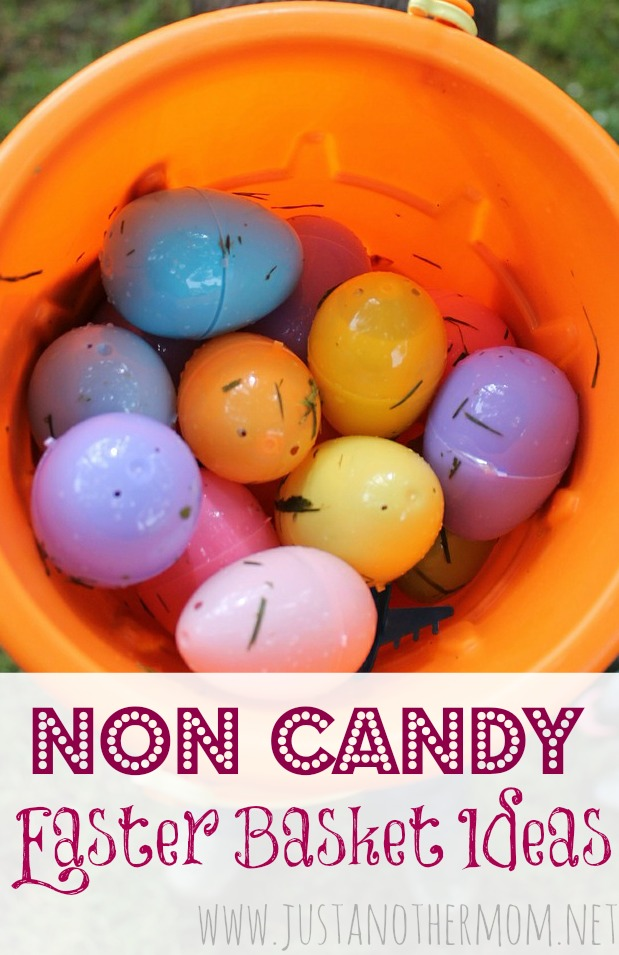 Candy free easter basket ideas 50 non candy easter basket ideas negle Choice Image