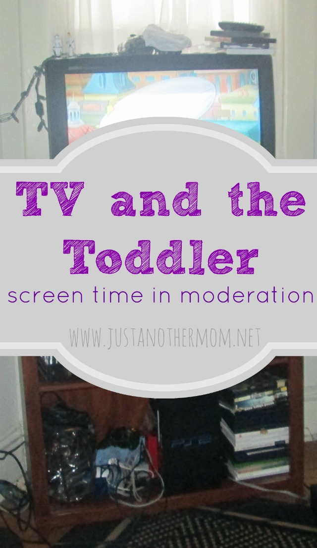 TV and the Toddler