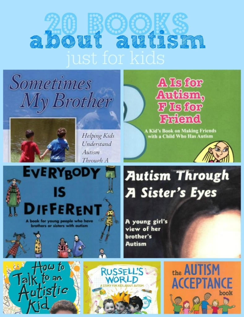 20 Books About Autism