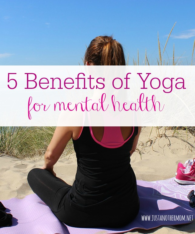 5 benefits of yoga for mental health