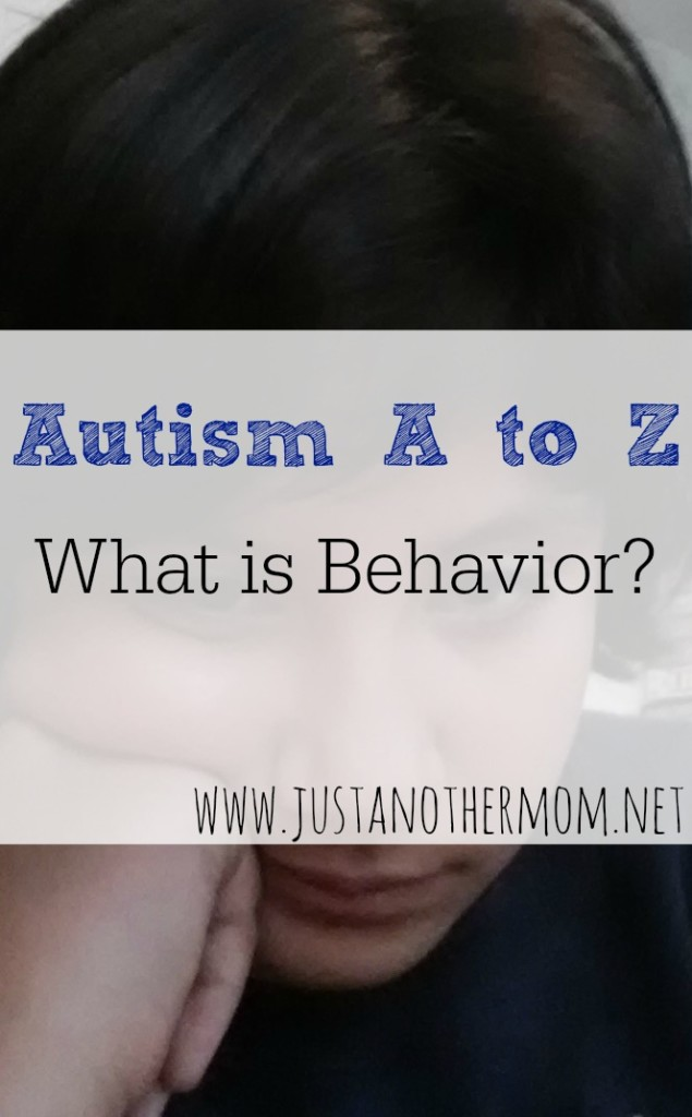 autism a to z what is behavior