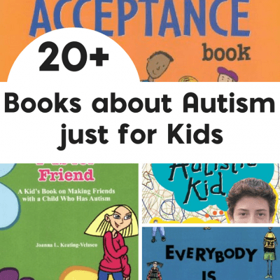 20 Books About Autism for Kids