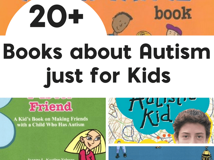 Autism can be difficult to explain or understand. Here are 20 books about autism just for kids.