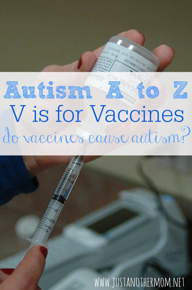 Still a hotly contested topic, today on Autism A to Z; I give my own answer the to the burning question. Do vaccines cause autism?