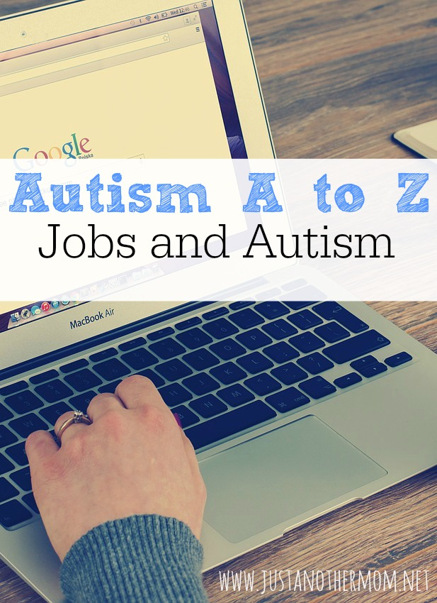 Can an individual with autism hold a job? Of course they can.