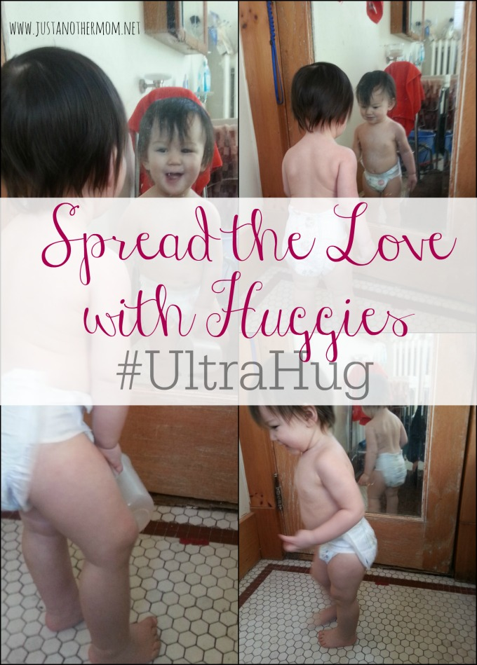Spread the love with Huggies and give an #UltraHug to a community project in your community.