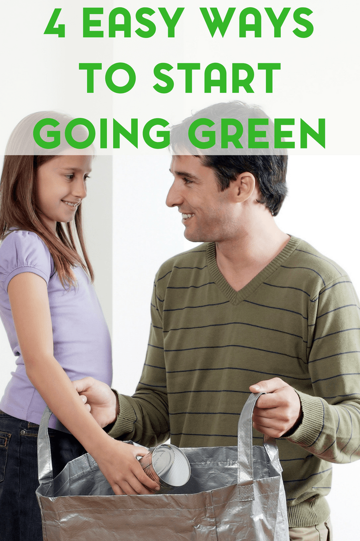 What Does Going Green Mean? 1