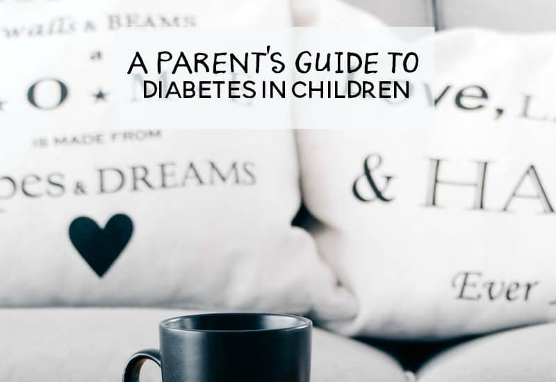 Has your child recently been diagnosed with Type 1 or Type 2 diabetes? Check out my parent's guide to diabetes in children.