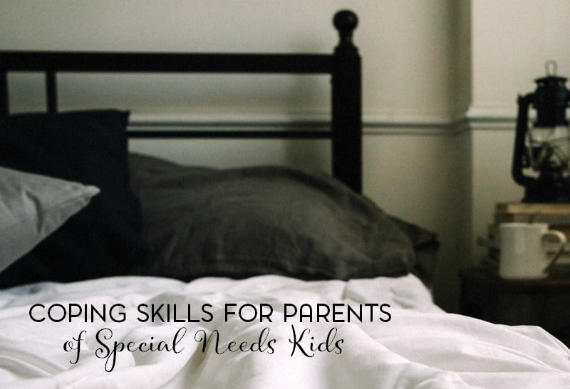 Being a parent is not always easy and when you add in special needs, it can be downright difficult. Here are a few coping skills for parents of special needs kids.