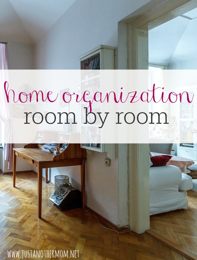 Are you ready to start organizing your home? Today we're sharing tips for home organization room by room.
